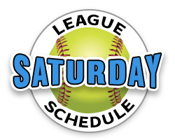 SSIDL Indoor Fastpitch Softball Saturday League Schedule